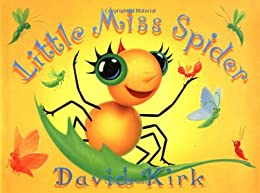 Little Miss Spider (Sunny Patch Library)