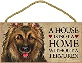 A House Is Not A Home Without A Belgian Tervuren - 5