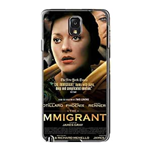 Perfect Hard Phone Covers For Samsung Galaxy Note3 (iDD13995ygBN) Allow Personal Design High-definition Strange Magic Series