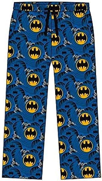 F4S - Pantalones de Pijama para Hombre, diseño de Batman ...