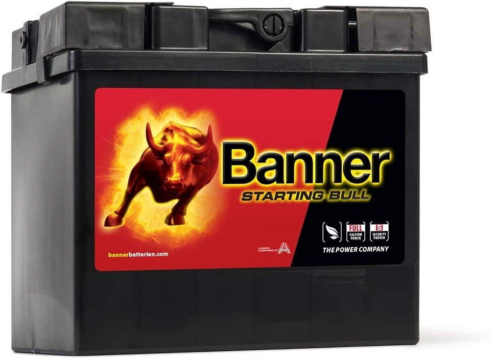 Banner 53030 Starting Bull 895 Starting Bull Oem Quality Battery