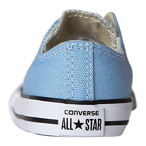 Converse Kinder Chuck Taylor All Star Core Leinwand Low Top Sneaker Blauer Himmel