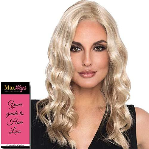 Maya Wig Color MEDIUM BROWN - Envy Wigs 13
