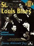 Vol. 100, St. Louis Blues: Traditional Dixieland Classics (Book & CD Set)
