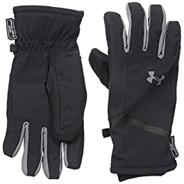 Under Armour Mens Windstopper Glove 2.0