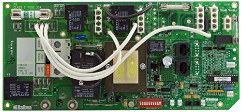 - Balboa 54369-01 Equipment Control System Circuit Board