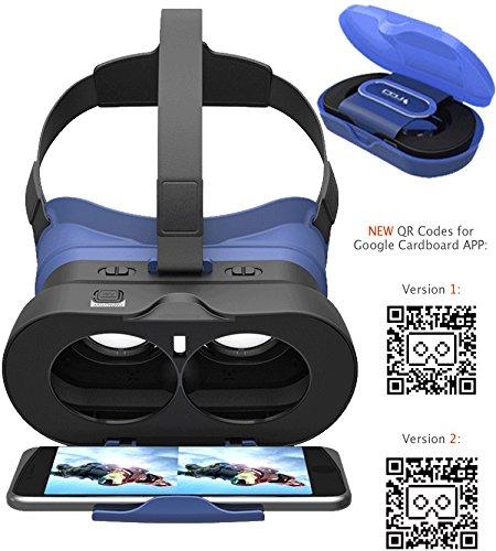 1 opinioni per VR-PRIMUS GO- Occhiali visore realtà virtuale- Regolabile, pulsante di