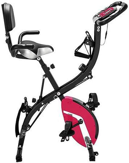 Baoniansoo Bicicleta estática Vertical, Bicicleta estática ...