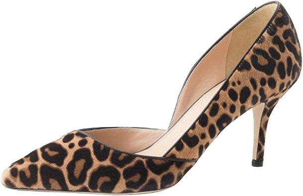 Amazon.com   FSJ Women Sexy Leopard