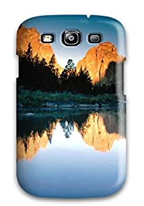 High Grade CaseyKBrown Flexible Tpu Case For Galaxy S3 - Reflection