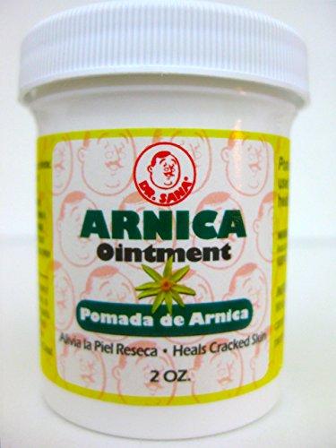 Arnica Ointment Pomada de Arnica, 2 oz