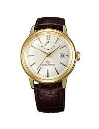 ORIENT STAR Classic Power Reserve Automatic Dress Watch Gold Tone EL05001S WZ0261EL