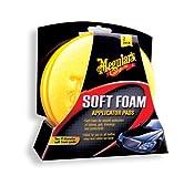 Meguiar's Soft Foam Applicator Pad: Amazon.co.uk: Car & Motorbike
