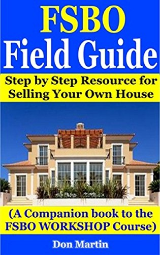 FSBO Field Guide Resource Selling ebook product image