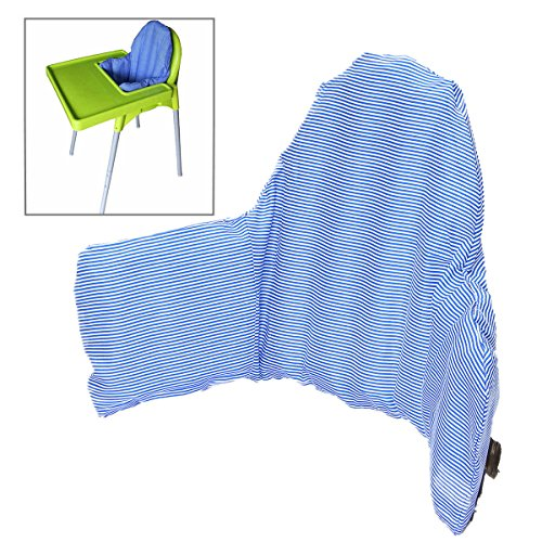 MONOMONO-Baby Infant Feeding High Chair Seat Inflatable Support Cushion Replacement - Queen St Mall