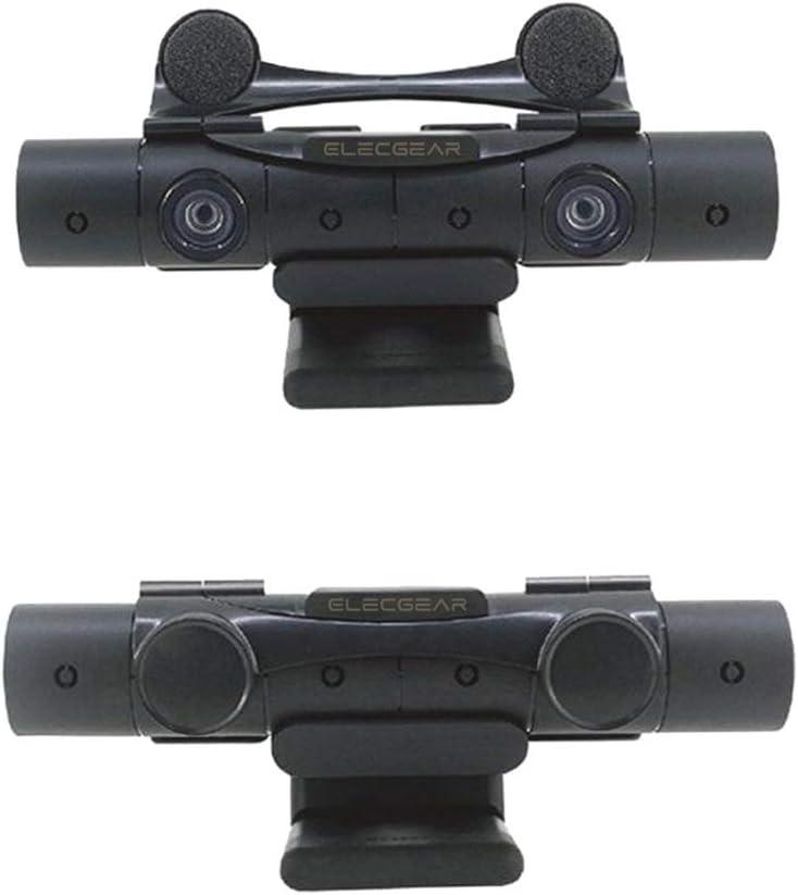Tapa de objetivo, Lens Cap para PlayStation VR Cámara - ElecGear Cubierta Webcam, Prueba de polvo Protector Cover, intimidad Protective Snap-on Clip para PS Camera: Amazon.es: Videojuegos