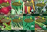 buy Heirloom Vegetable Seeds For Fall Planting - 8 BONUS Gardening eBooks - Organic, Non GMO, Open Pollinated Veggie Variety Garden Seed Packets - Beet Cabbage Carrot Kale Lettuce Onion Spinach Chard Pack now, new 2020-2019 bestseller, review and Photo, best price $19.95