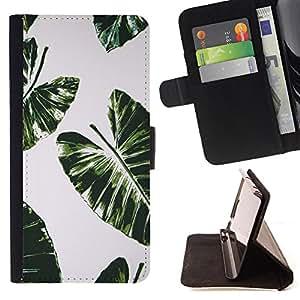 King Case - FOR HTC One M8 - full of arts - Prima caja de la PU billetera de cuero con ranuras para tarjetas, efectivo Compartimiento desmontable y correa para la mu?eca