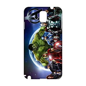 Evil-Store The Avengers 3D Phone Case for Samsung Galaxy s5