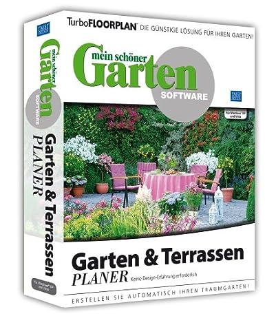 Mein schöner Garten - Garten & Terrassen Planer: Amazon.de: Software