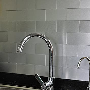 Metal Wall Tiles For Kitchen