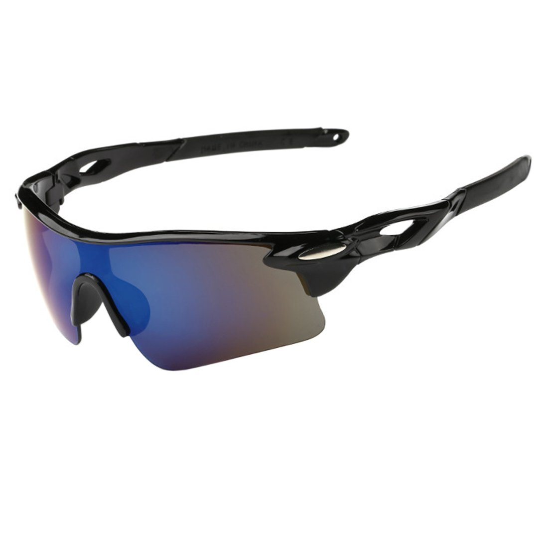 HUAYI Unisex Outdoor Cycling Sunglasses Glasses Protect Eyes-UV400