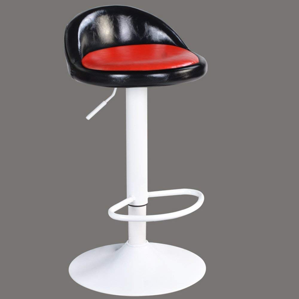 2 BRNEBN Chair-Stool Stylish Bar Front High Chair Cashier Bar European Bar Simple Lift Bar Chair Home Convenient (color   2)