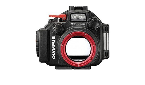 Olympus PT-EP12 Carcasa submarina para cámara: Amazon.es: Electrónica