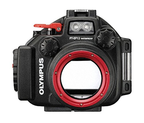 Olympus PT-EP12 Underwater Housing for E-PL7 (Black) by Olympus