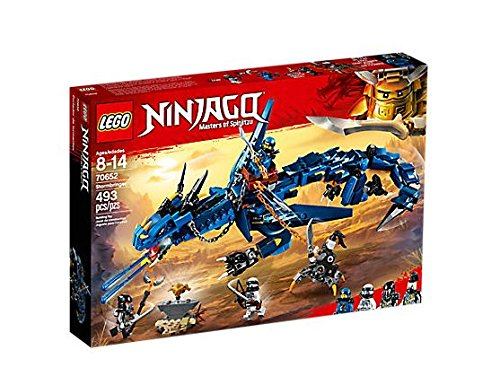 LEGO 2018 NEW NINJAGO Stormbringer 70652