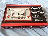 Game & Watch Ball reprint (japan import)