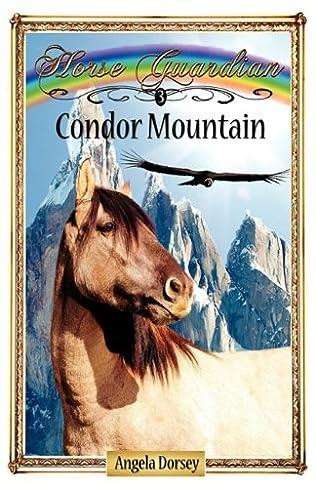 book cover of Condor Mountain