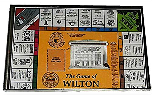 The Game of Wilton Board Game