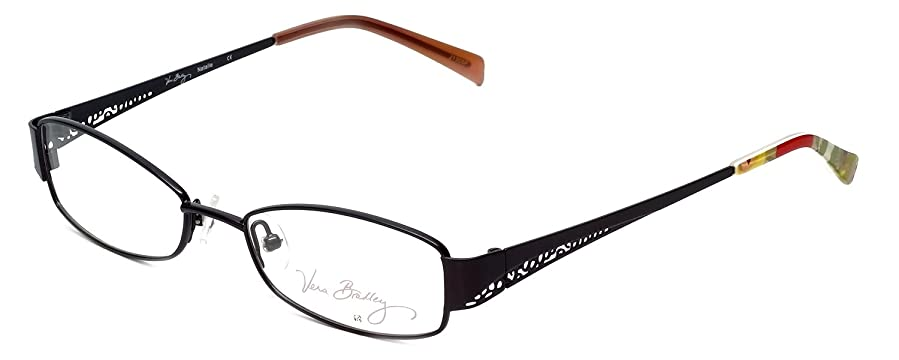 Amazon.com: Vera Bradley Designer Eyeglasses Natalie-MMB in Dark ...