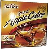 keurig k cups hot apple cider - Alpine Spiced Apple Cider K Cup 18 Count (Pack of 2)