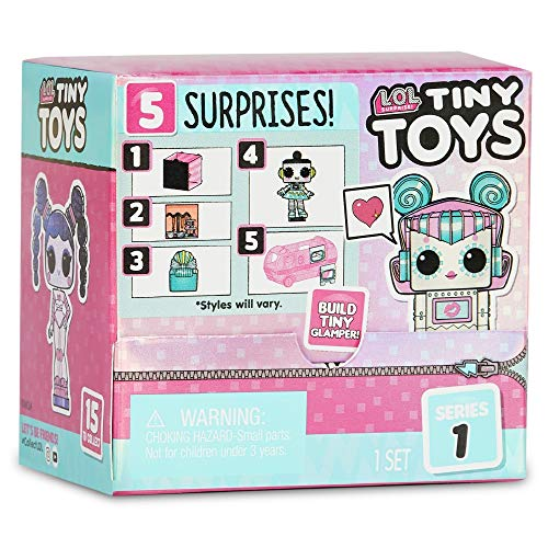 L.O.L Surprise – Tiny Toys S7 (Giochi Preziosi LLUB5000) , color/modelo surtido