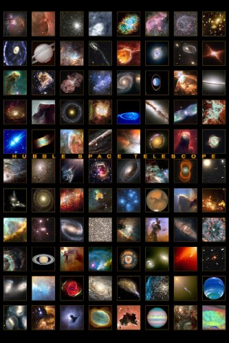 astronomy poster large