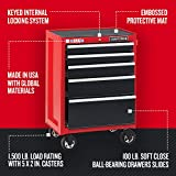 CRAFTSMAN Tool Cabinet with Drawer Liner Roll