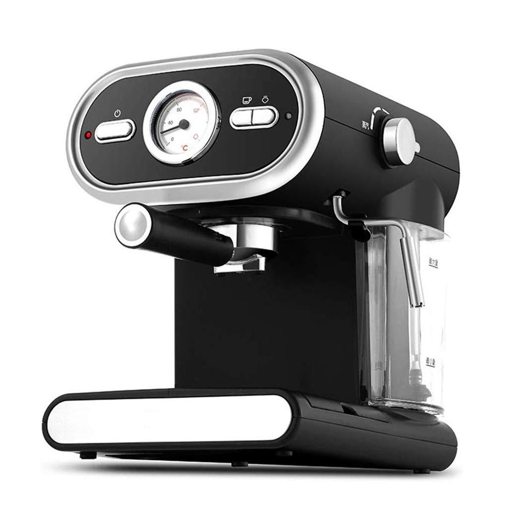 KQKLQQ Cafetera Profesional de Vapor y la máquina Espresso Bomba ...