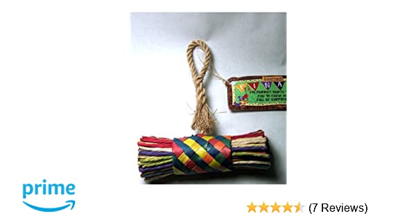 Small Planet Pleasures String and Buri Bundle Toy