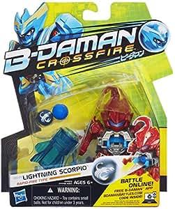 B-Daman Lightning Scorpio (Model NB907680)