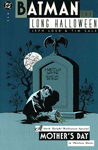 Batman: The Long Halloween #8 VF/NM ; DC comic book]()