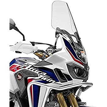 genuine honda 2016 africa twin tall windscreen. Black Bedroom Furniture Sets. Home Design Ideas