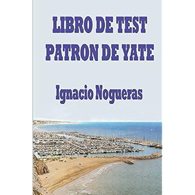 Libro de Test Patrón de Yate