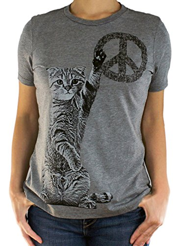 Soft & Comfortable Cat Tshirt for Women & Girls - Perfect for Pet Owner Lover Cat Mom