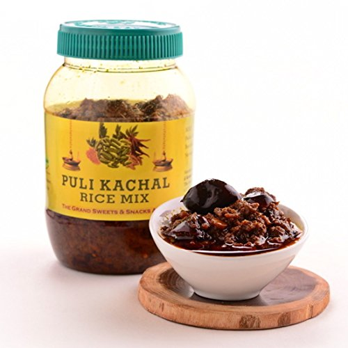 The Grand Sweets (Chennai) Pulli Kachal South Indian Rice Mix - 500 gm (Best Side Dish For Curd Rice)