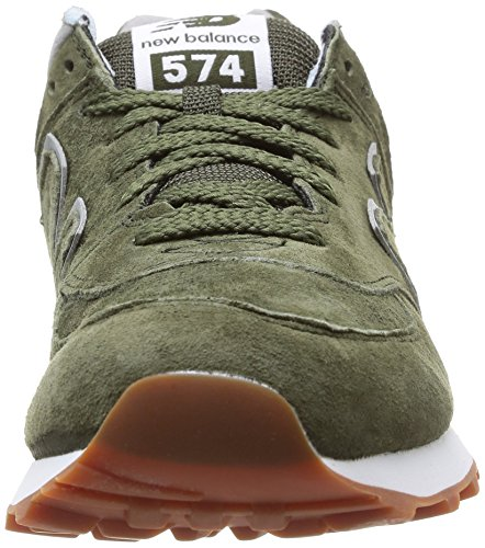 new balance verde botella