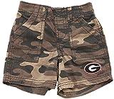 Georgia Bulldogs Camo Shorts 24 months