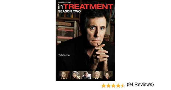 In Treatment - Complete HBO Season 2 DVD by Gabriel Byrne: Amazon ...
