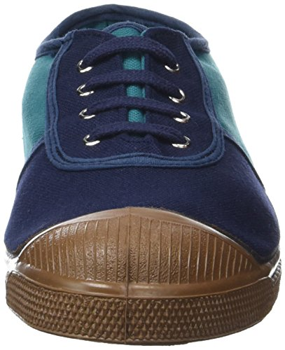 Bensimon School Old Femme Colored Baskets Basses nHTCwq7